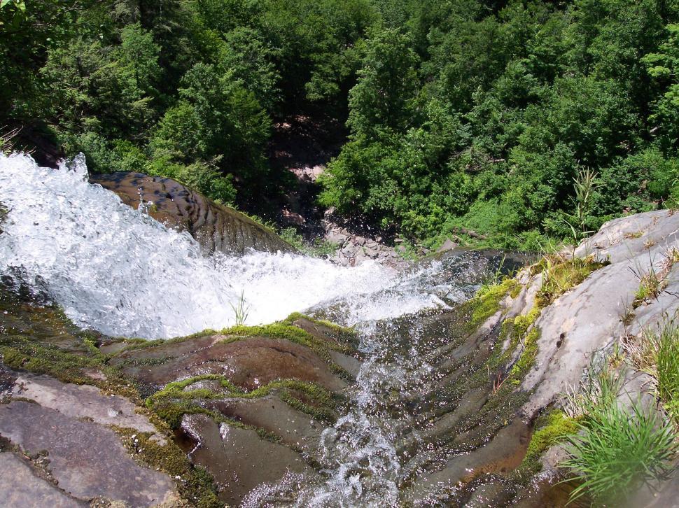 Download Free Stock Photo of Katterskill Falls NY