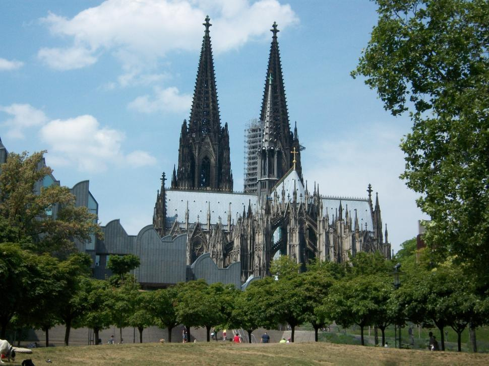 Download Free Stock HD Photo of Cathedral in Cologne, Germany Online