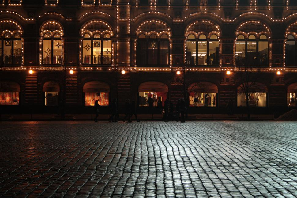 Download Free Stock HD Photo of The Red Square in Moscow Online