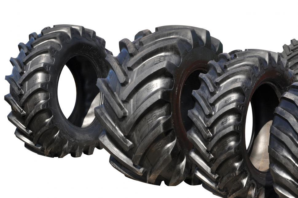 Download Free Stock HD Photo of Tractor tyres Online
