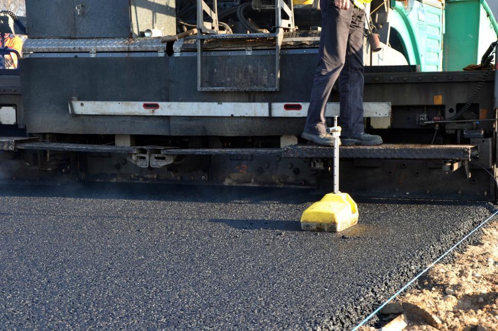 Download Free Stock Photo of Asphalt paving