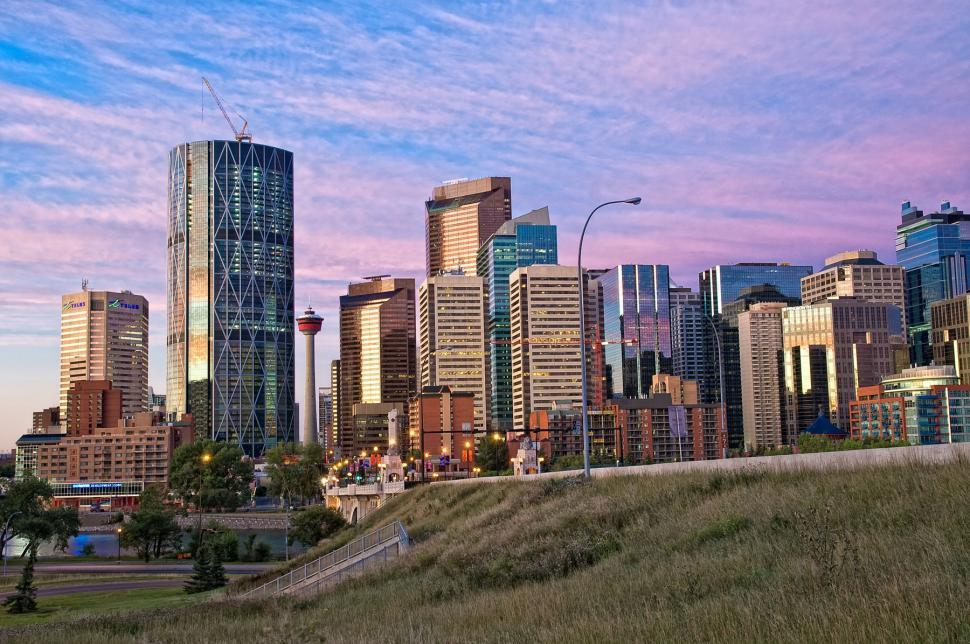 Download Free Stock HD Photo of Calgary Canada Online