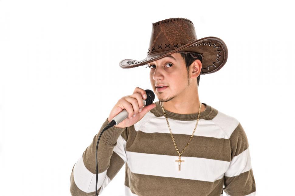 Download Free Stock HD Photo of Country Singer Online