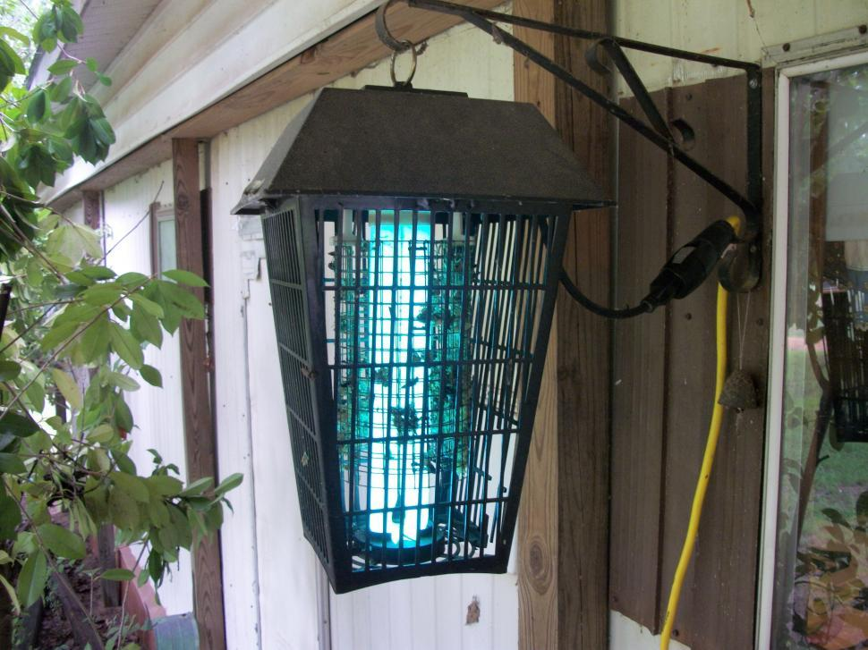 Download Free Stock Photo of Bug Zapper
