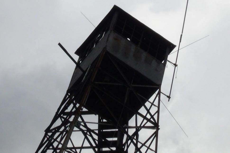 Download Free Stock HD Photo of The Fire Tower Online