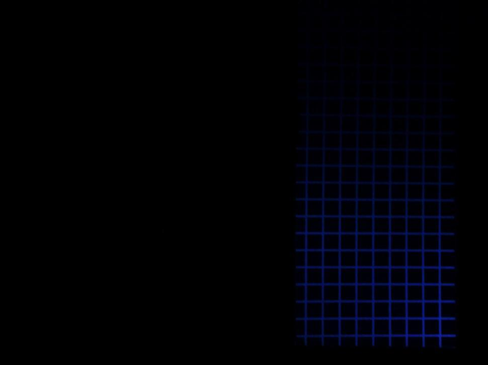 Download Free Stock Photo of Minimalist Black Neon Squares Background