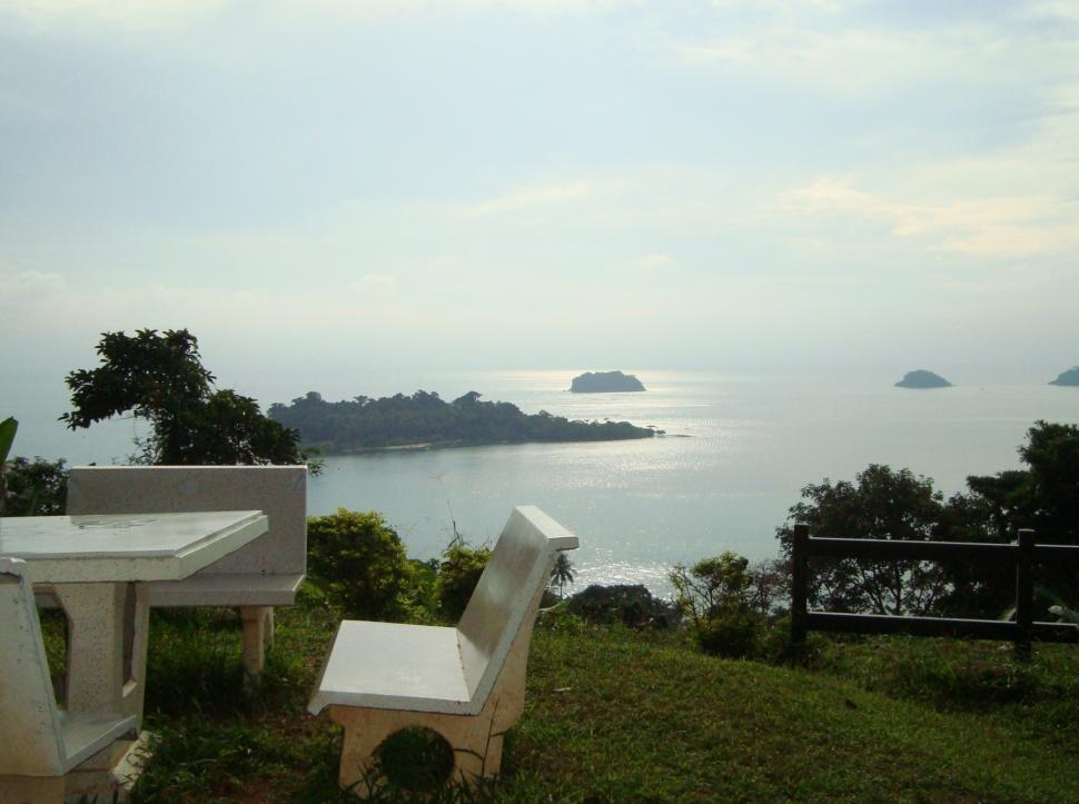 Download Free Stock Photo of Small Islands off Koh Chang, Thailand