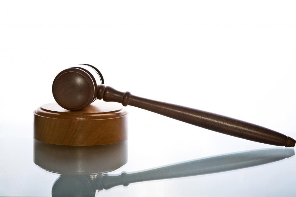 Download Free Stock Photo of Gavel