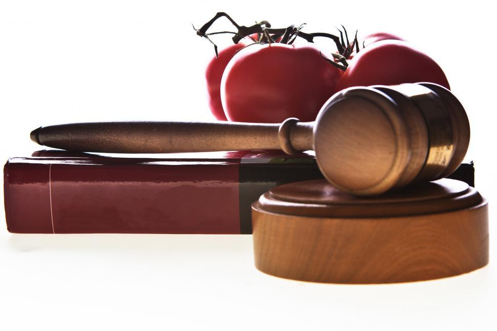 Download Free Stock Photo of Food Law