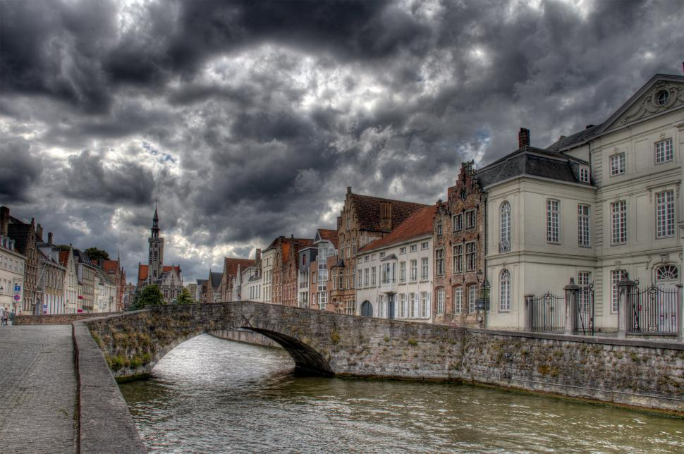 Download Free Stock Photo of Brugge
