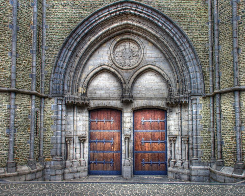 Download Free Stock Photo of Doors