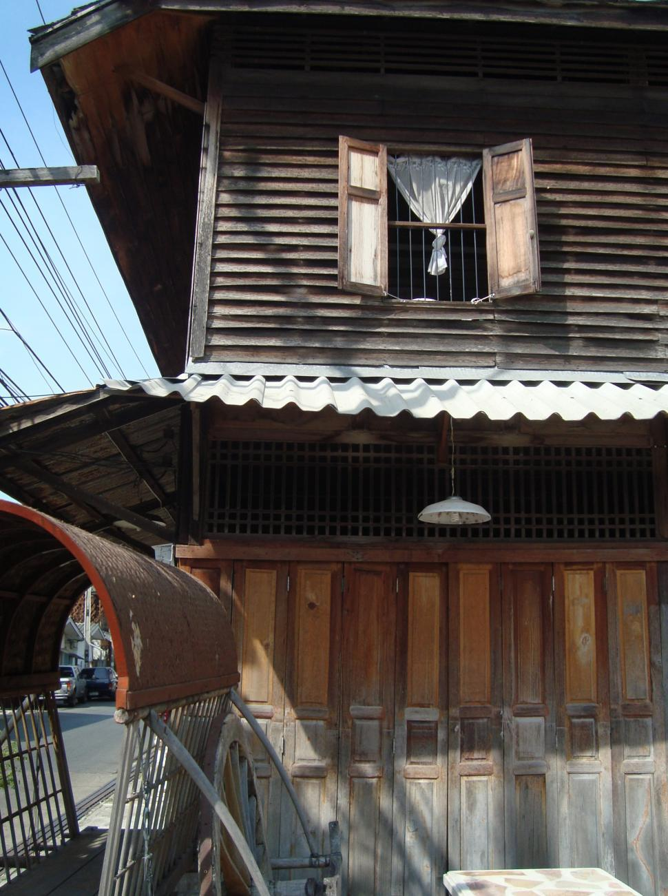 Download Free Stock HD Photo of Old Wooden House Online