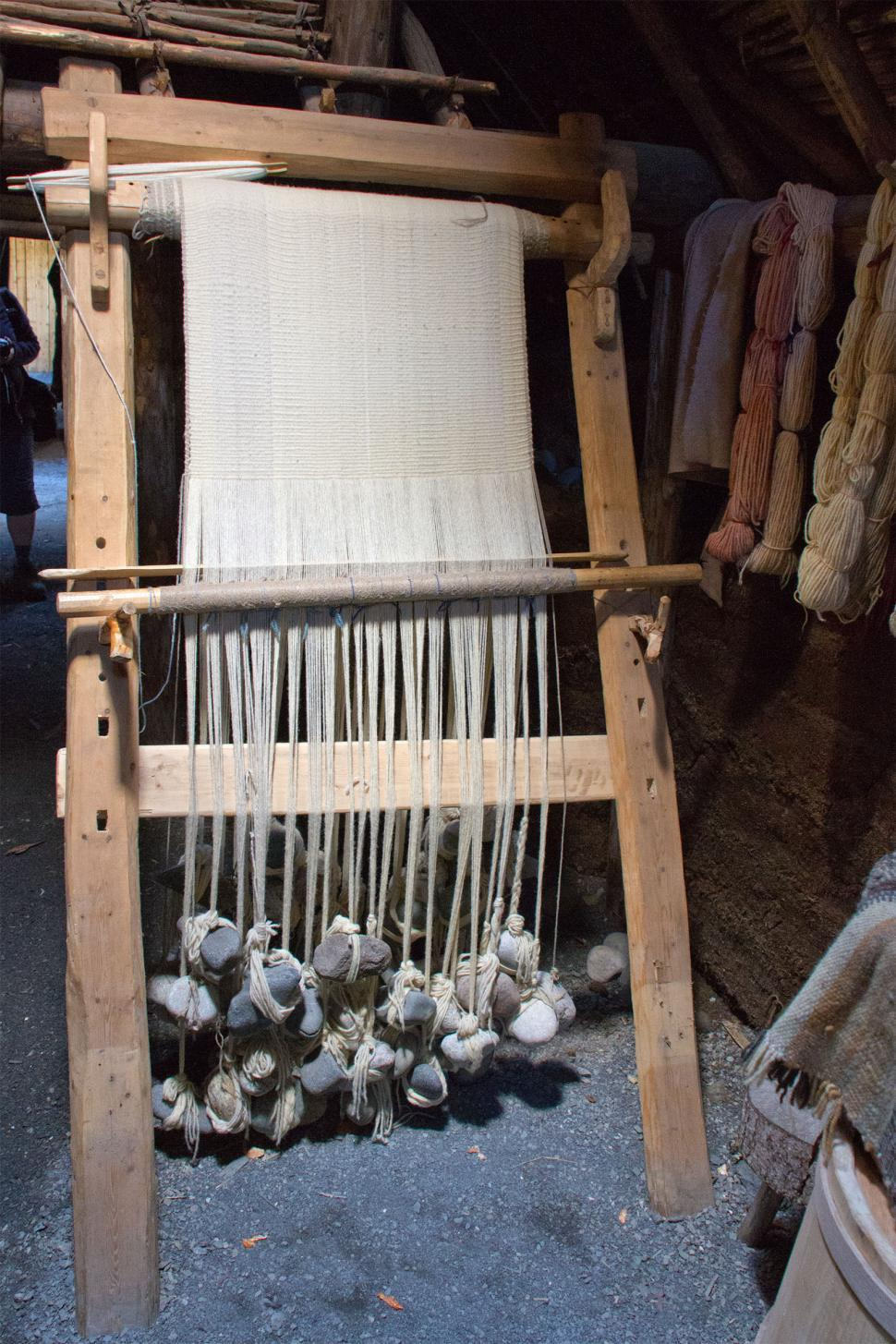 Download Free Stock Photo of Viking Loom