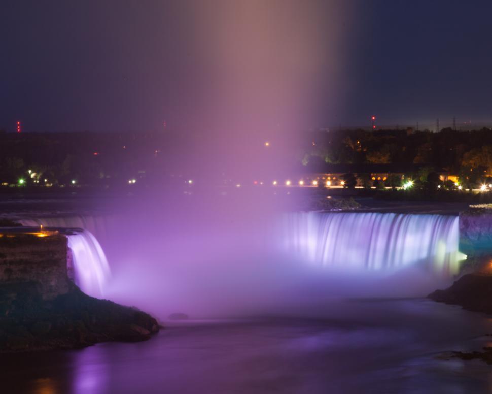 Download Free Stock Photo of Niagara Falls