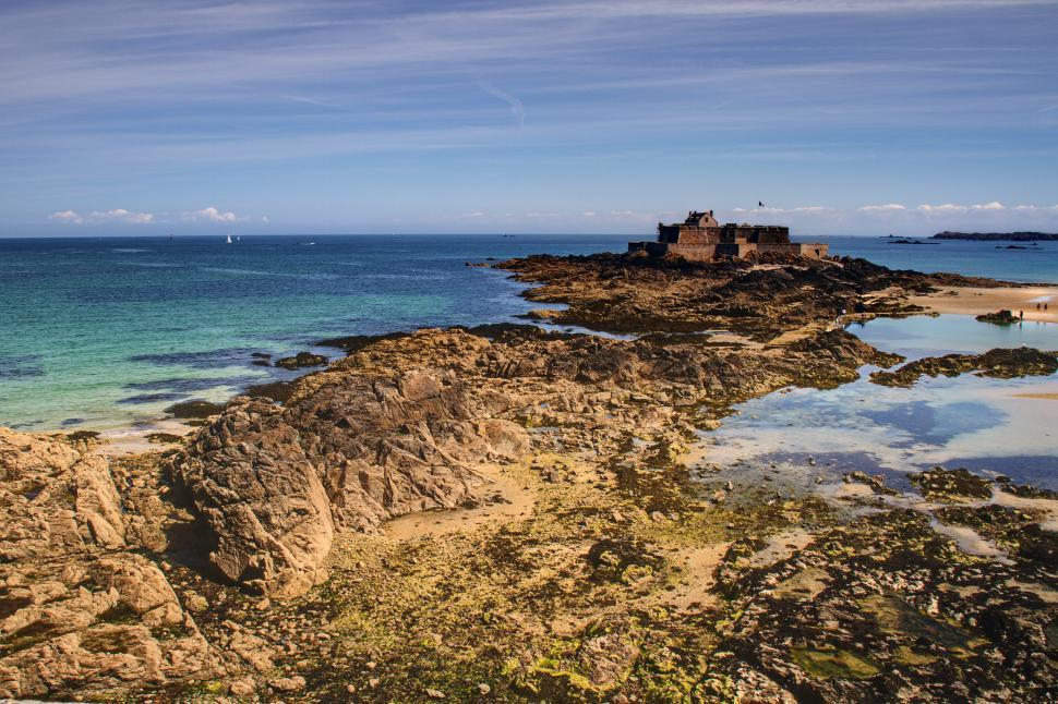 Download Free Stock Photo of Saint Malo