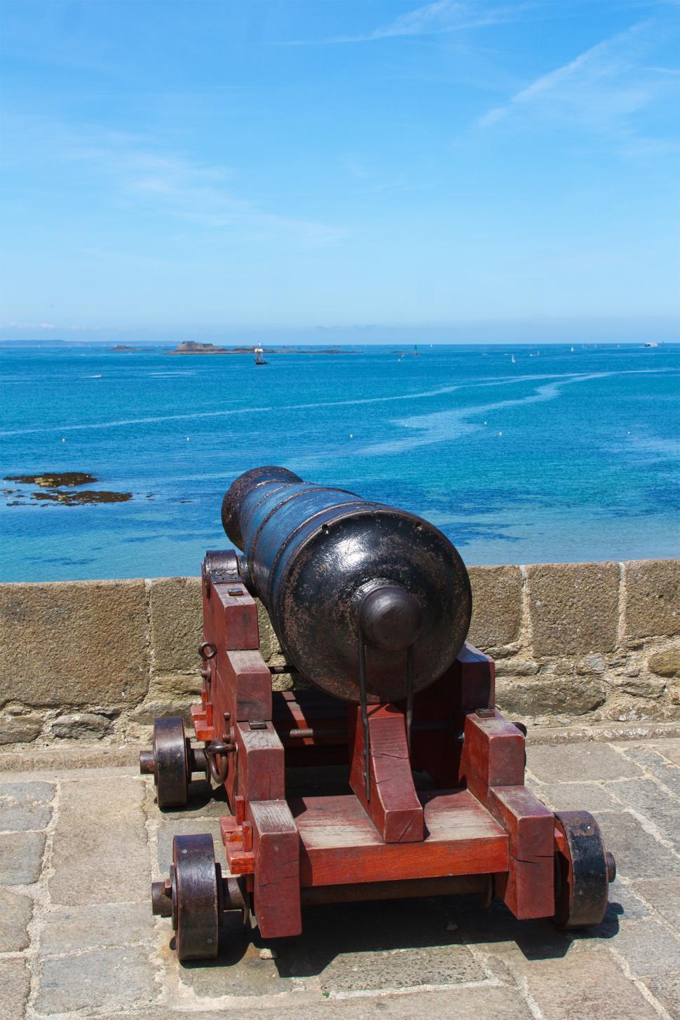 Download Free Stock Photo of Saint Malo