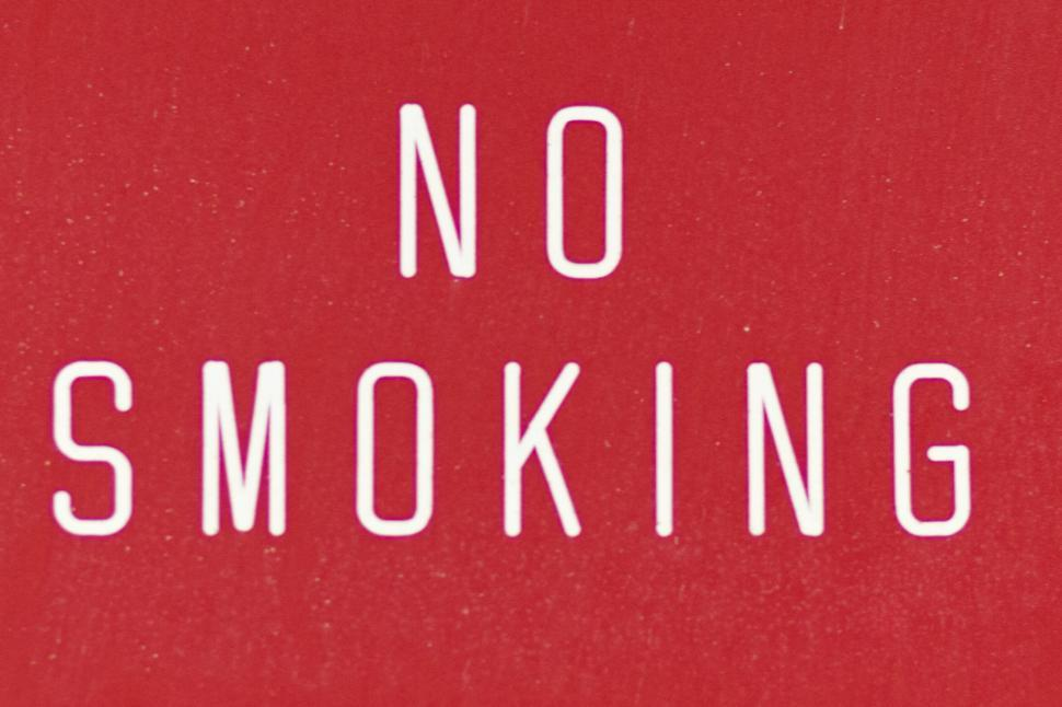 Download Free Stock Photo of No Smoking