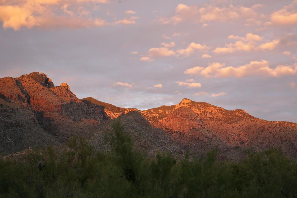 Download Free Stock HD Photo of Mountain View - Arizona Online