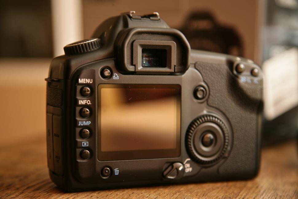 Download Free Stock HD Photo of Camera on a Desk Online