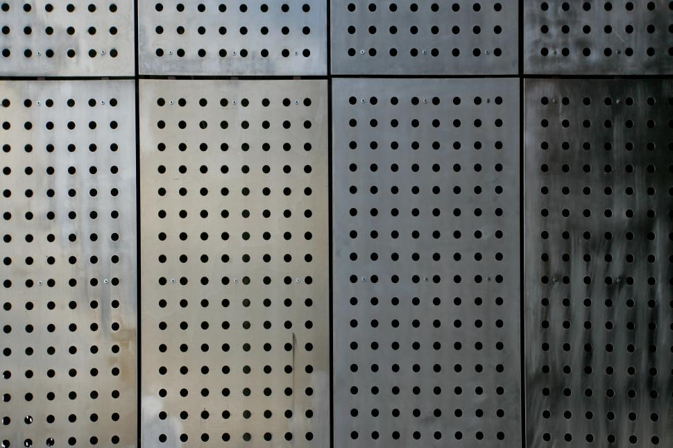 Download Free Stock HD Photo of Metal Plates Online