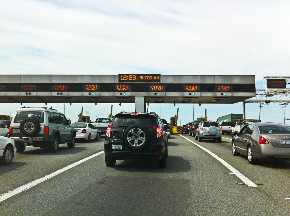 Download Free Stock HD Photo of Toll Road Online