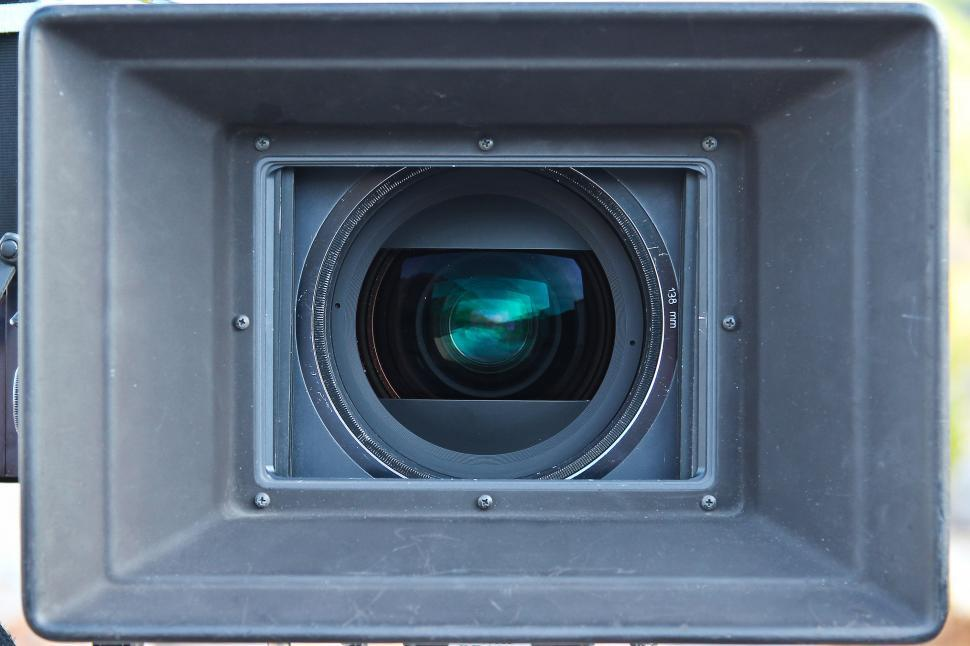 Download Free Stock HD Photo of Camera Lens Online