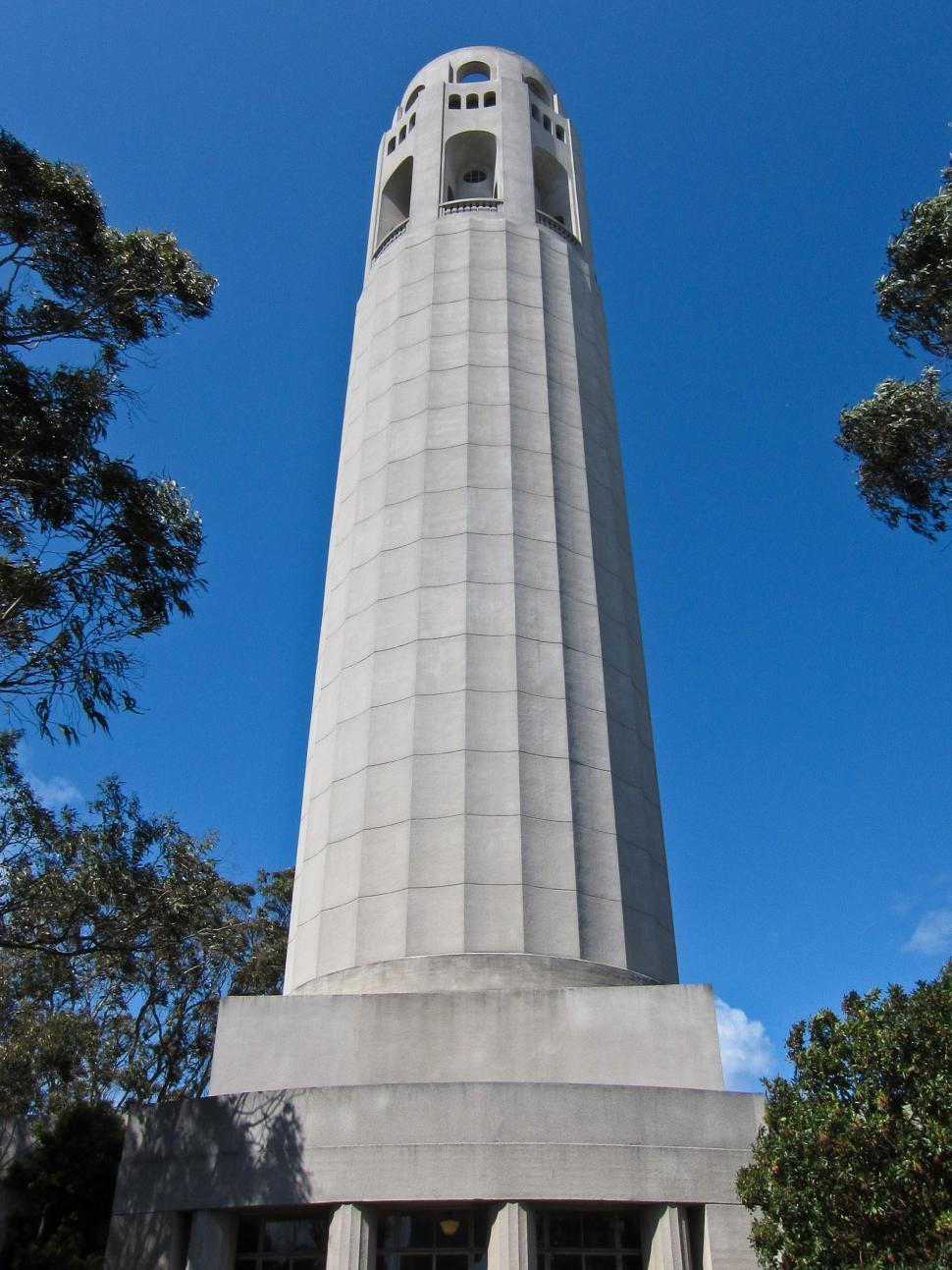 Download Free Stock HD Photo of Coit Tower, San Francisco Online