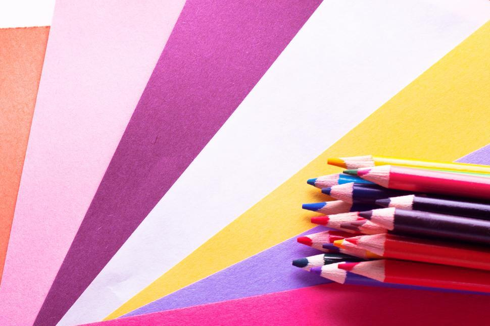 Download Free Stock Photo of Art Supplies