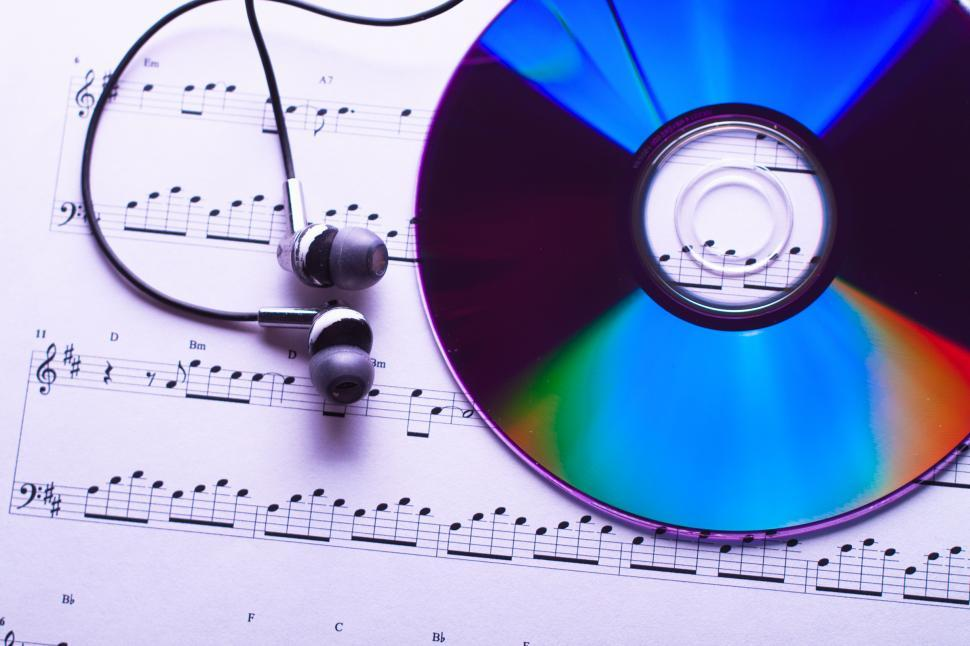 Download Free Stock Photo of Music