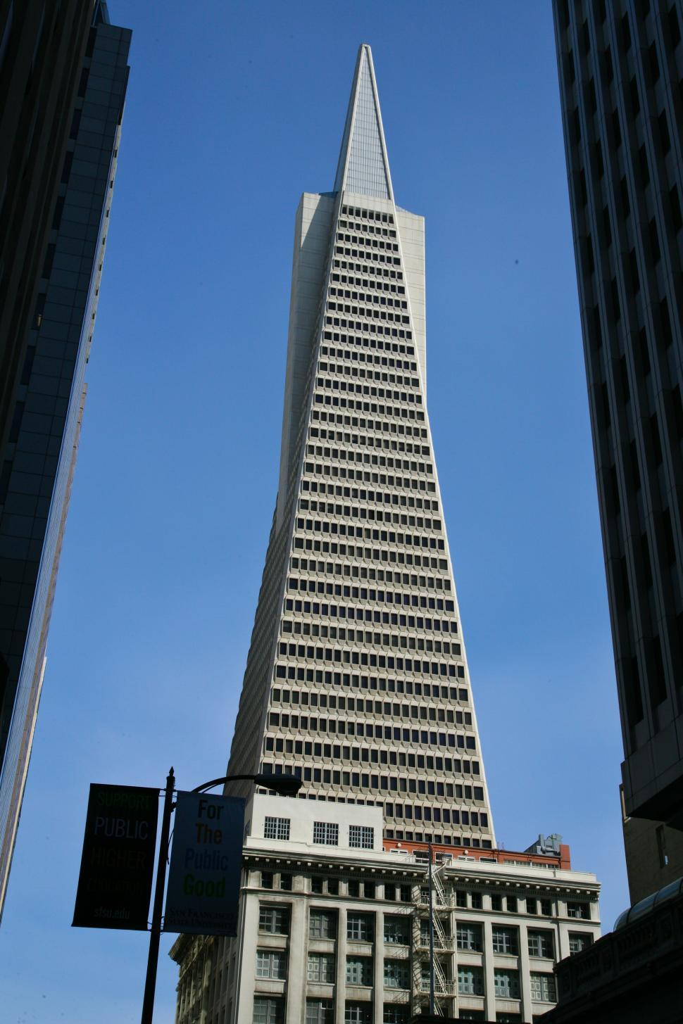 Download Free Stock HD Photo of Transamerican Building Online