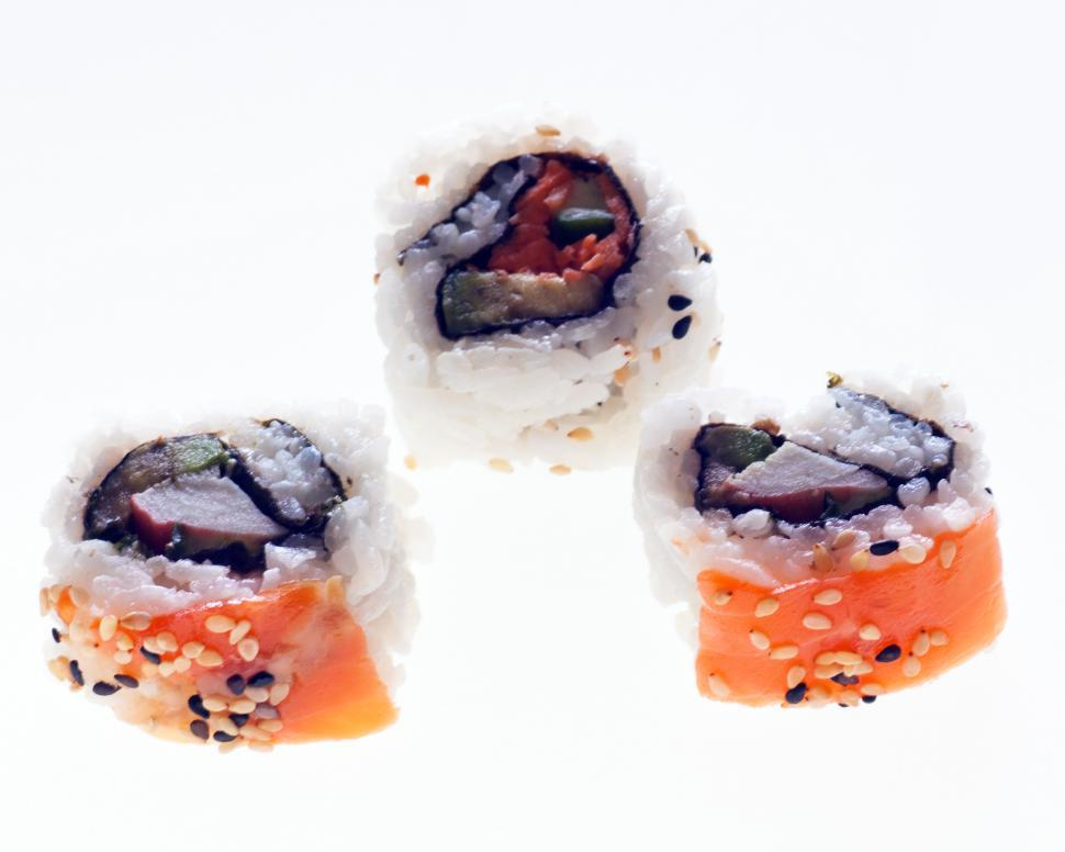 Download Free Stock Photo of Sushi