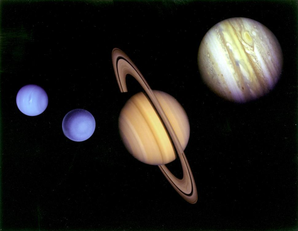 Download Free Stock Photo of Planets