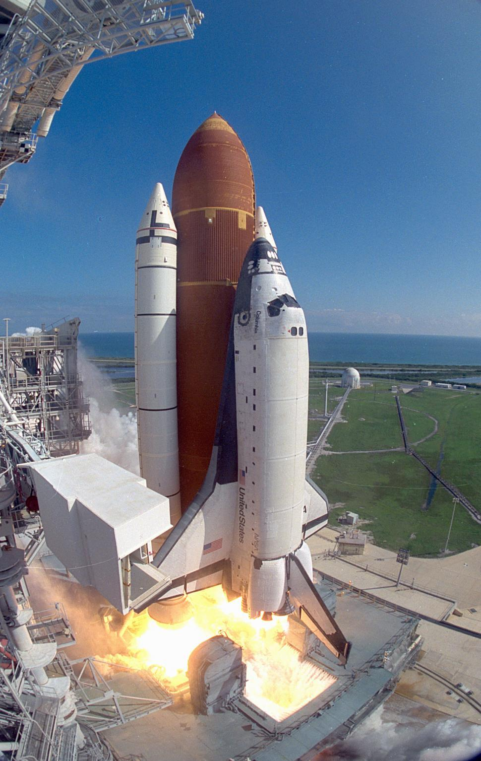 Download Free Stock Photo of Columbia Ignition