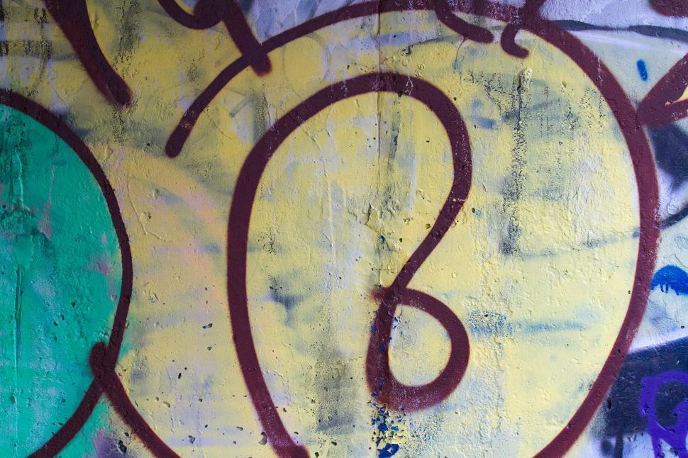 Download Free Stock Photo of Graffiti