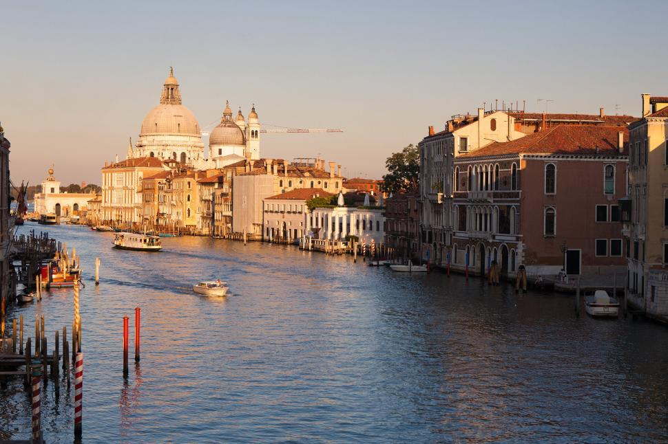 Download Free Stock Photo of Grand Canal