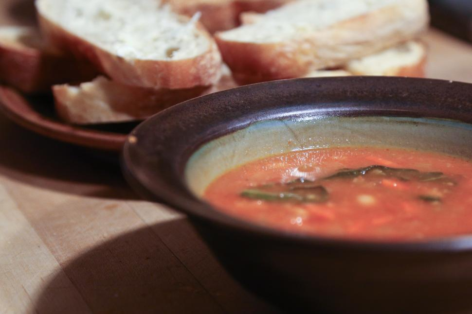 Download Free Stock Photo of Soup