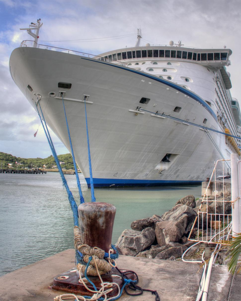 Download Free Stock HD Photo of Cruise ship Online