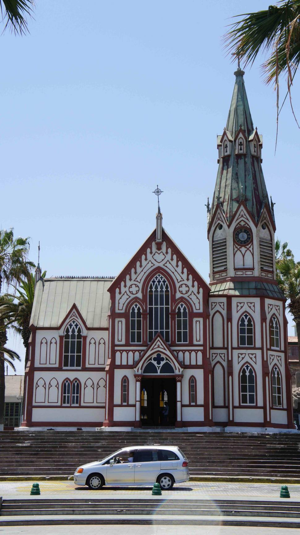 Download Free Stock HD Photo of Beautiful Church in South America Online