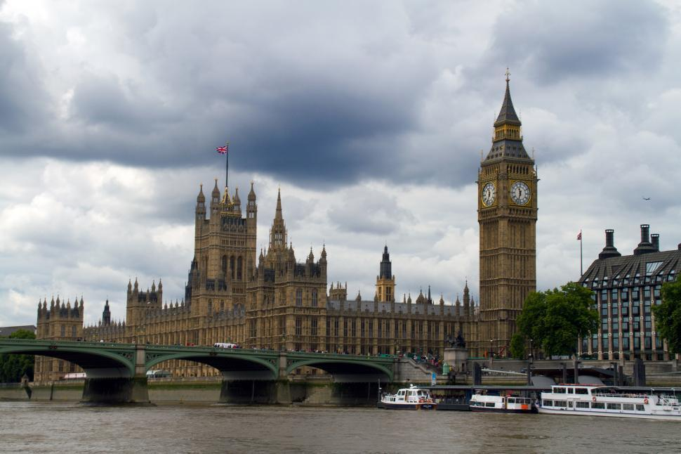 Download Free Stock Photo of London, UK