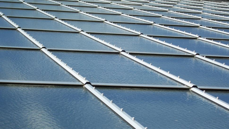 Download Free Stock HD Photo of Roof of a greenhouse Online