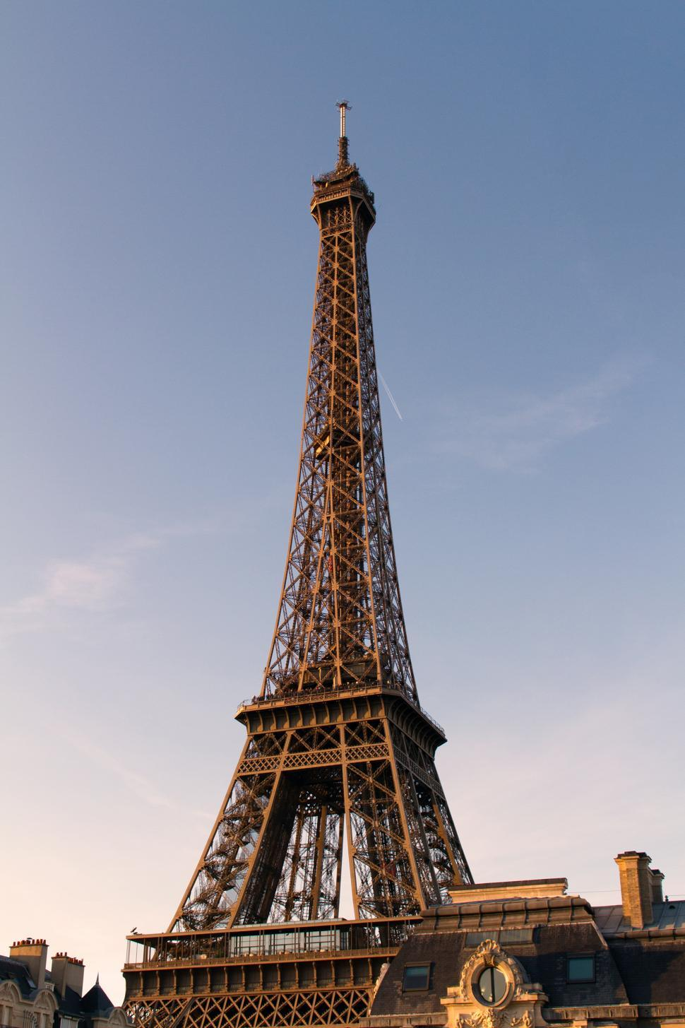 Download Free Stock Photo of Eiffel Tower