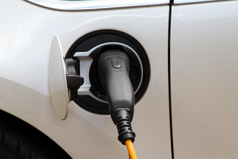 Download Free Stock HD Photo of Electric car Online