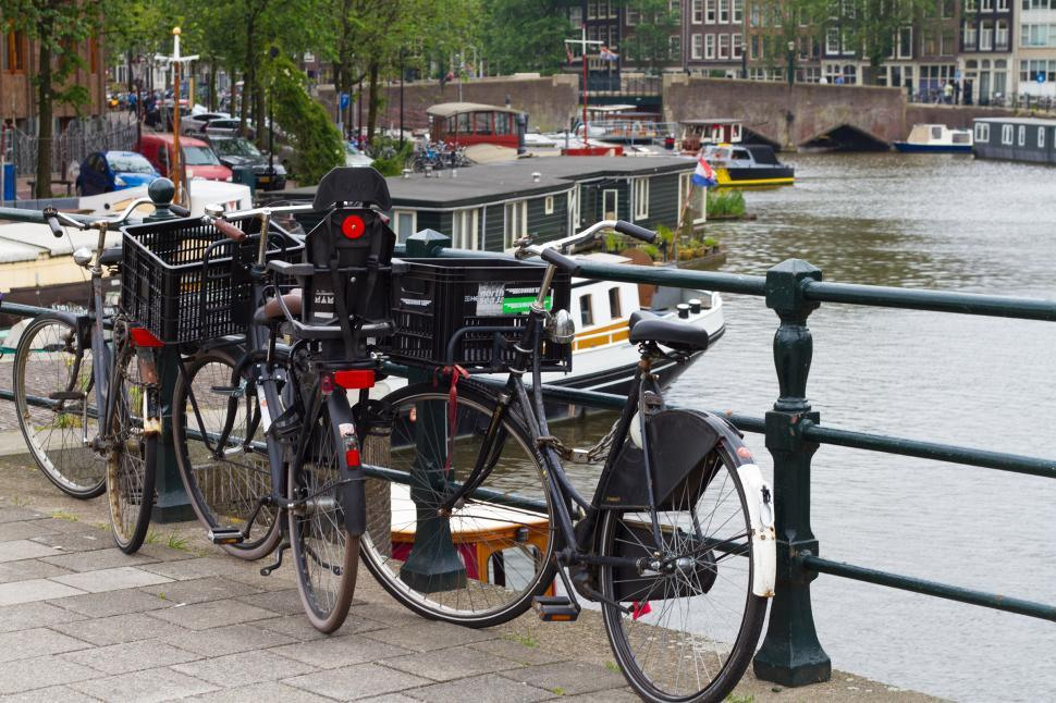 Download Free Stock Photo of Amsterdam