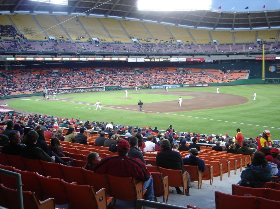 Download Free Stock HD Photo of Washington Nationals RFK Stadium Online