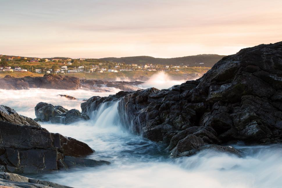 Download Free Stock Photo of Seascape