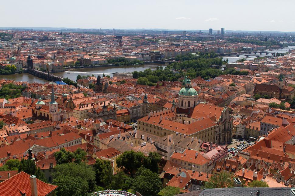 Download Free Stock Photo of Prague