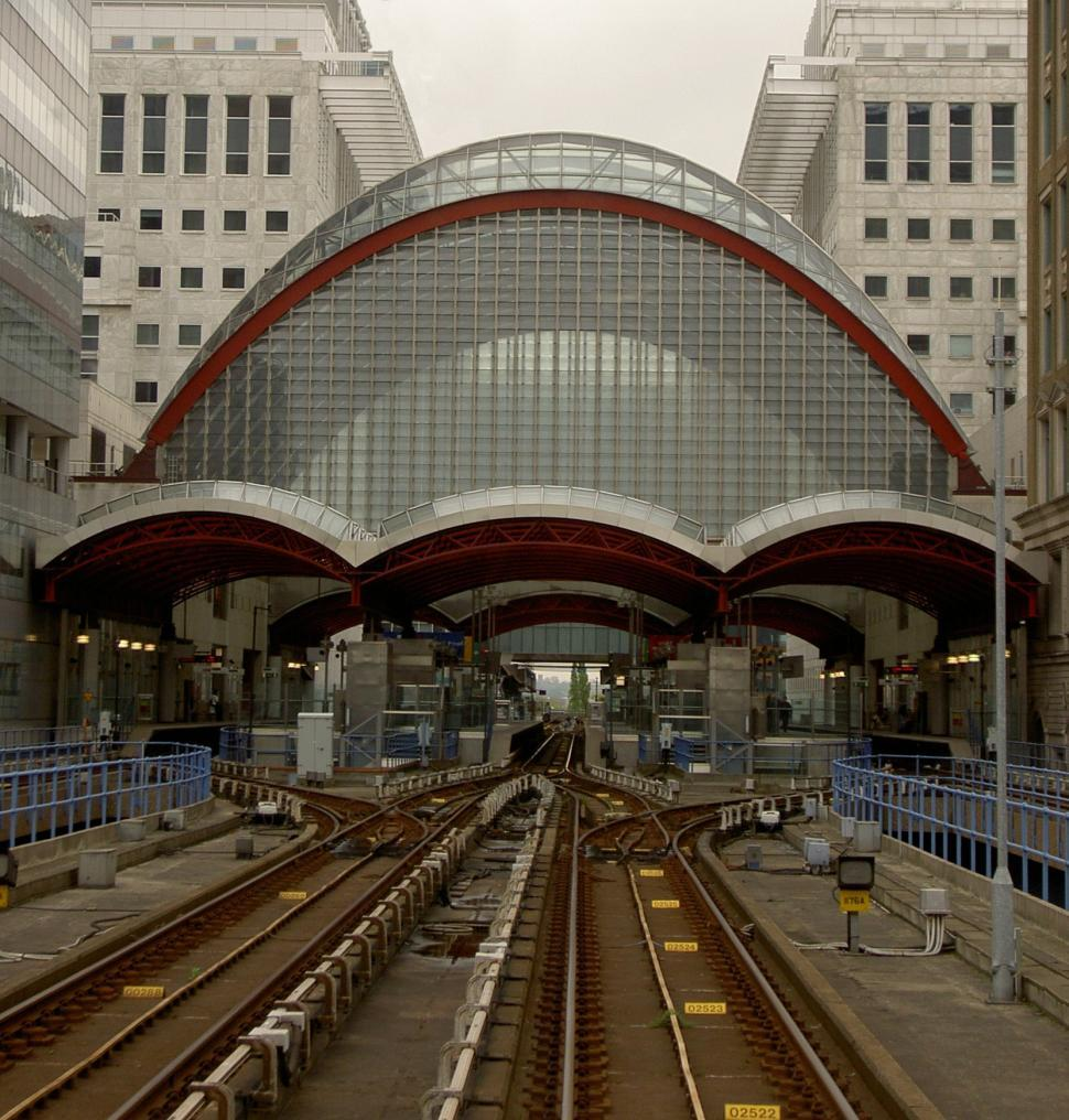 Download Free Stock Photo of Railway station