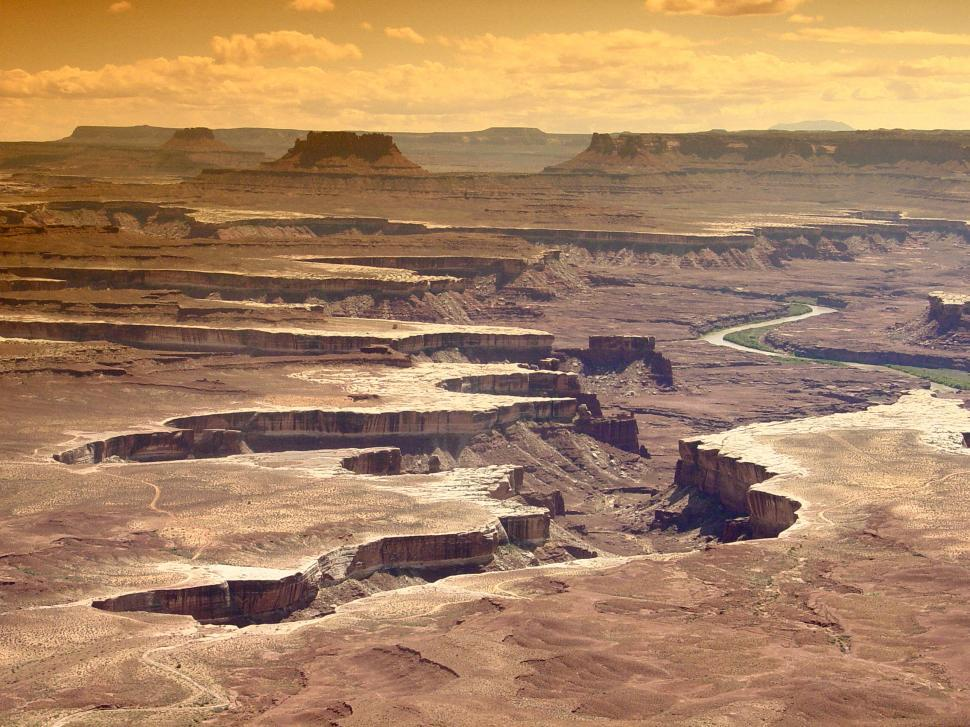 Download Free Stock HD Photo of The Great Canyonlands Online