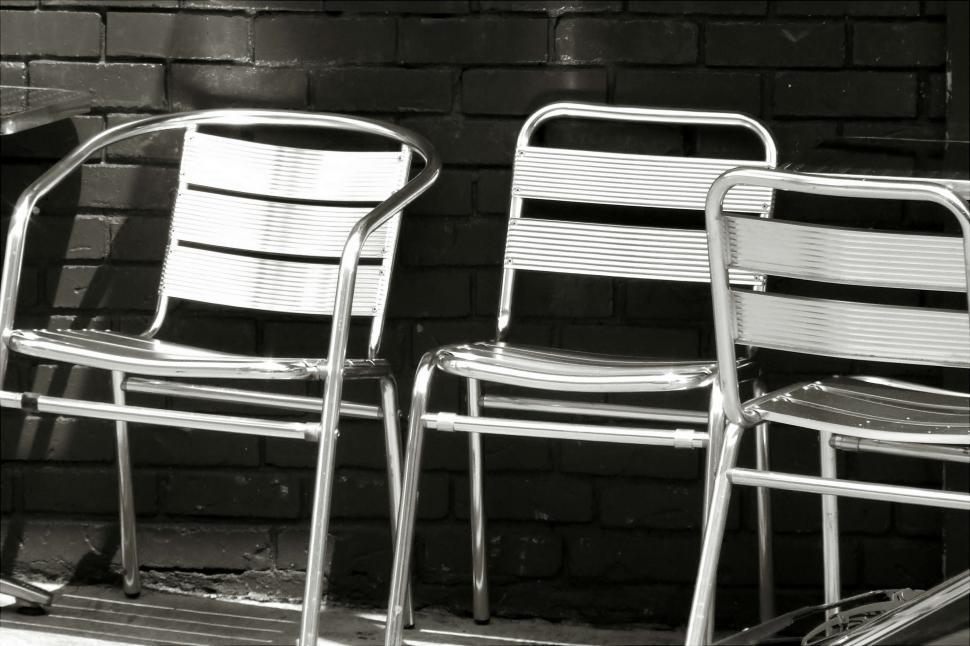 Download Free Stock Photo of Chairs