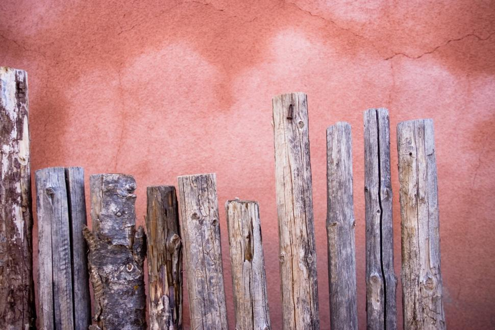 Download Free Stock Photo of wooden fence